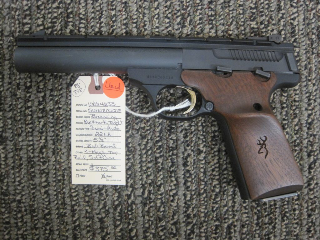 Used Guns — Coyote Creek Hunting & Fishing Outfitters